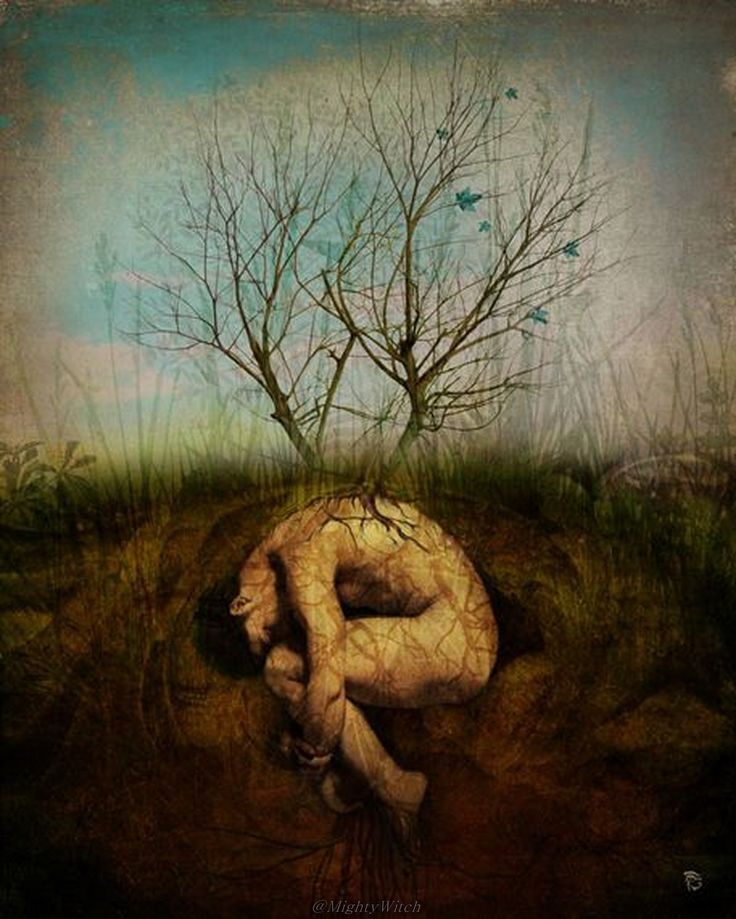The Dreaming Tree by ChristianSchloe